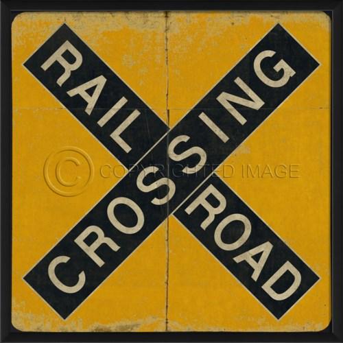 EB Railroad Crossing