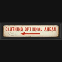 EB Clothing Optional Ahead