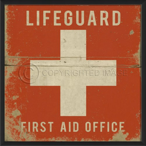 EB Lifeguard First Aid Office