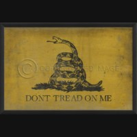 EB Gadsden Don't Tread on Me Flag