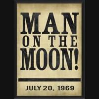 EB Headline Man on the Moon