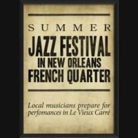 EB Headline Jazz Festival in French Quarter