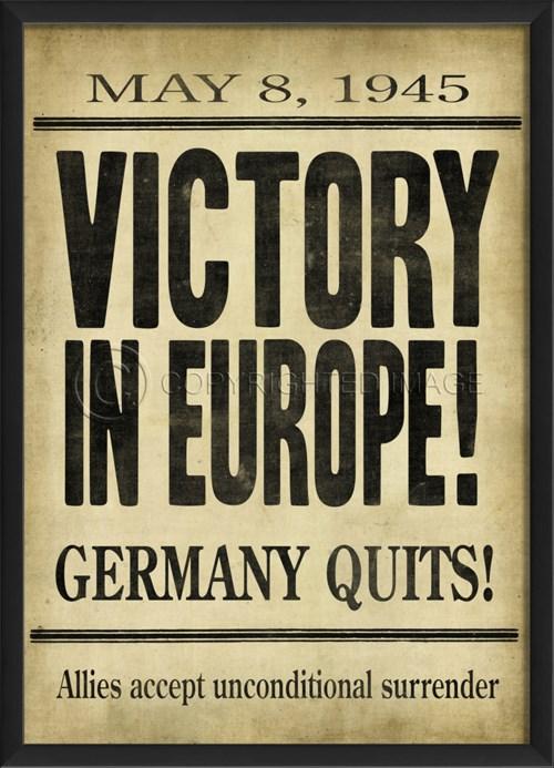 EB Headline Victory in Europe II