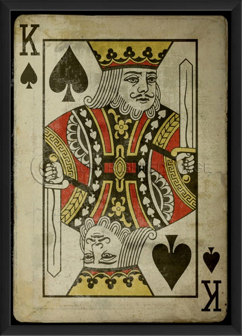 EB King of Spades
