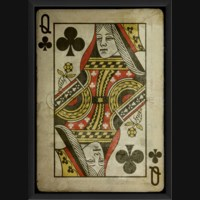 EB Queen of Clubs