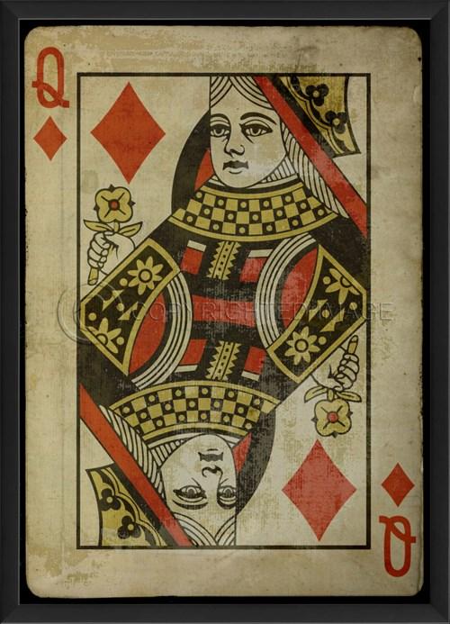 EB Queen of Diamonds