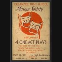 EB Oceanside High School Mask Society