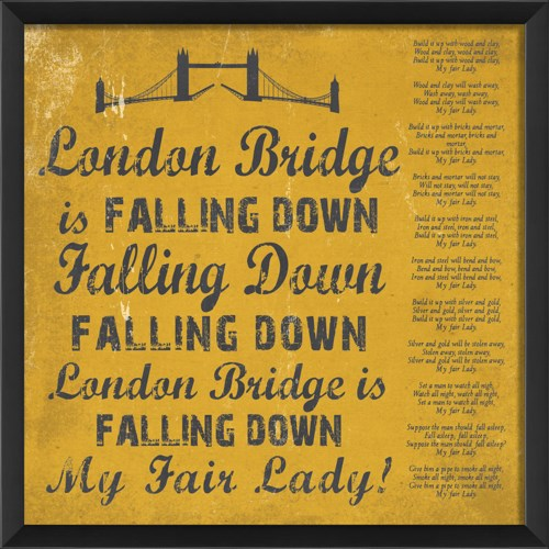 EB London Bridge on yellow
