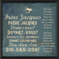 EB Frere Jacques on blue