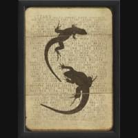 EB Lizard Silhouette