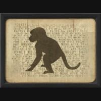 EB Monkey Silhouette