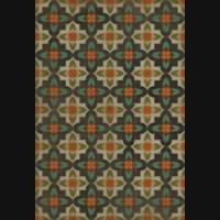 Pattern 33 Annas Garden 70x102