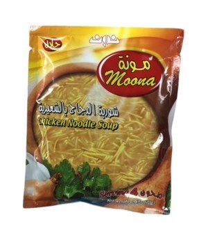 NOON MOONA CHICKEN NOODLE SOUP 70 G