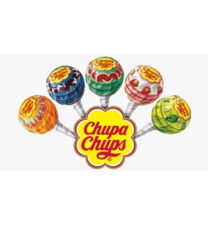 CHUPA CHUPS 12G   (1UNIT)   FLAVORS BELOW ↓↓↓