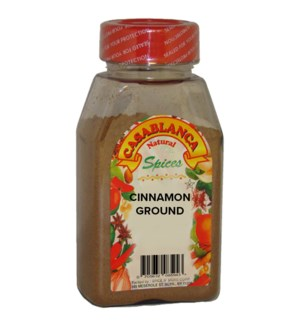 CASABLANCA SPICES CINNAMON GROUND 7OZ