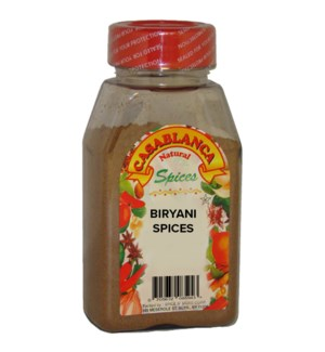 CASABLANCA SPICES BIRYANI SPICES 7OZ