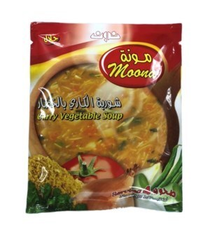 NOON MOONA CURRY SOUP
