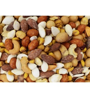 ROASTED MIXED NUTS  (PACK OF 1 LB)