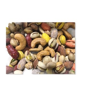 ROASTED EXTRA MIXED NUTS  (PACK OF 1 LB)