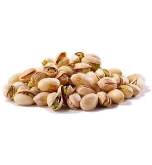 ROASTED CALIFORNIA PISTACHIO W/SHELL  (PACK OF 1 LB)
