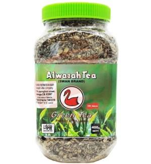 ALWAZAH GREEN TEA PLASTIC BOTTLE 400 G