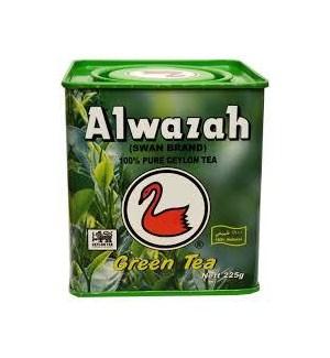 ALWAZAH GREEN TEA LOOSE TIN 225 G