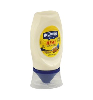HELLMANNS MAYO SQUEEZE 5.5 OZ