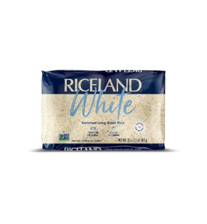 RICELAND WHITE ENRICHED LONG GRAIN RICE2 LB.