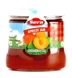SERA APRICOT FRUIT JAM 370 G