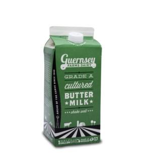 GUERNSEY BUTTERMILK .5 GAL