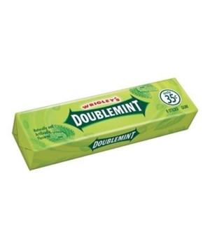 Wrigley's Doublemint Gum 5 STICK
