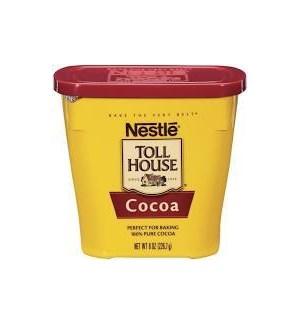 NESTLE TOLL HOUSE COCOA 8OZ
