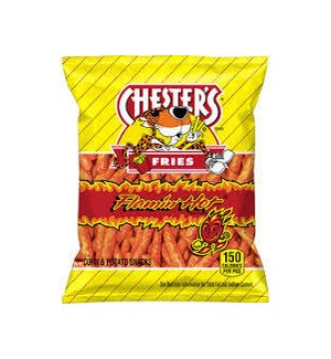 CHESTERS HOT FRIES 5.25OZ