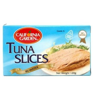CALIFORNIA GARDEN WATER TUNA 185G