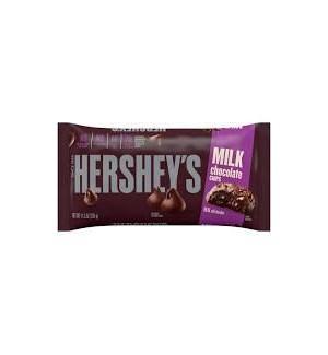 HERSHEY'S MILK CHOCO CHIPS 11.5OZ