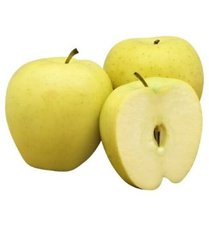 LARGE GOLDEN APPLES (PACK OF 3 PIECES)