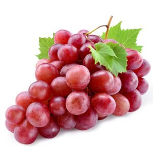 RED SEEDLESS GRAPES (2 LB BAG)