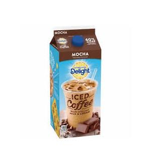 INTERNATIONAL DELIGHT ICED COFFEE MOCHA 64OZ