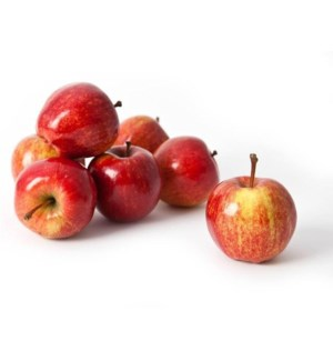 SMALL GALA APPLES (PACK OF 5 PIECES)