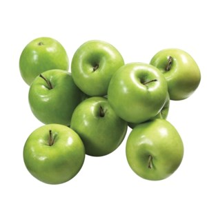 SMALL GRANNY SMITH APPLES (PACK OF 5 PIECES)