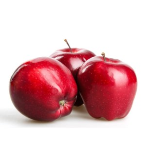 LARGE RED DELICIOUS APPLES (PACK OF 3 APPLES)