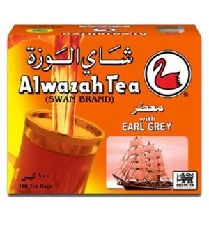 ALWAZAH TEA BAG W/ EARL GREY 100CT