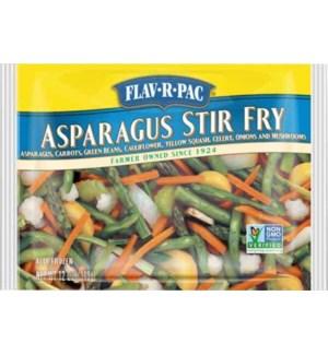 FLAVORPAC ASPARAGUS STIR FRY 12 OZ