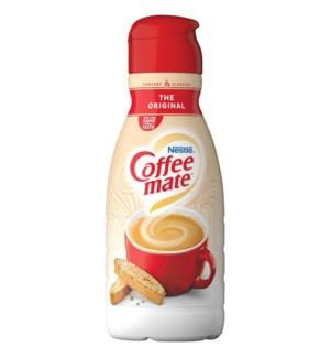 COFFEE MATE ORIGINAL LIQUID CREAMER 32OZ