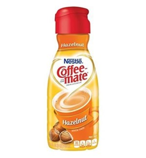 COFFEE MATE HAZELNUT CREAMER 32 OZ