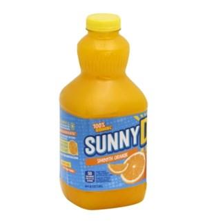 SUNNY D 64 OZ SMOOTH
