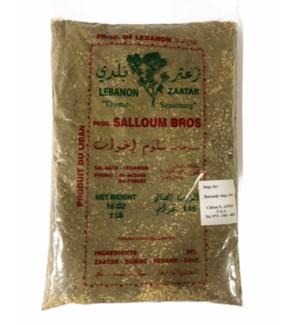SALLOUM BROS LEBANON THYME 16 OZ
