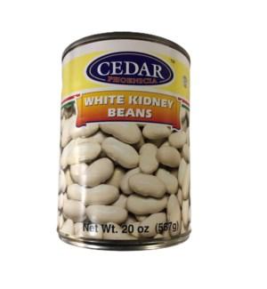 CEDAR WHITE KID.BEANS 19OZ
