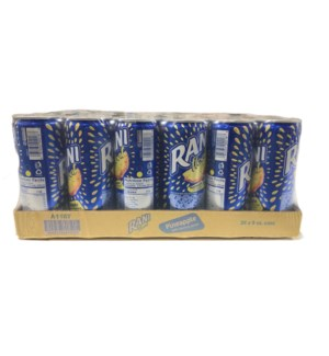 RANI PINEAPPLE JUICE 24 CT 240 ML