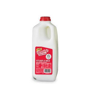 PRAIRIE FARMS VITAMIN D MILK 1/2GAL